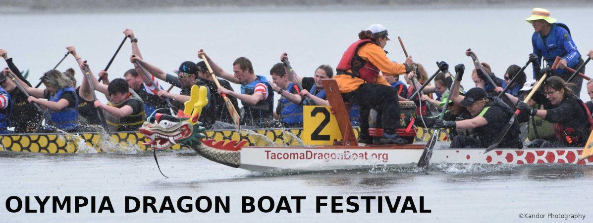 Olympia Dragon Boat Festival